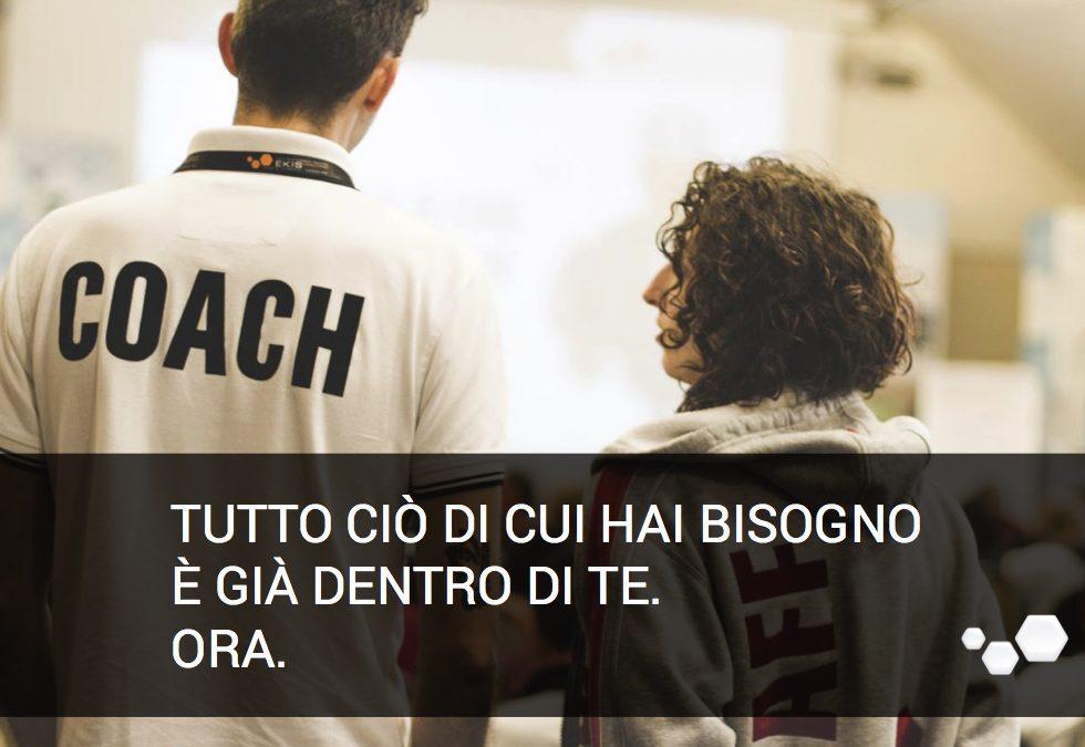 Un Coach non insegna.