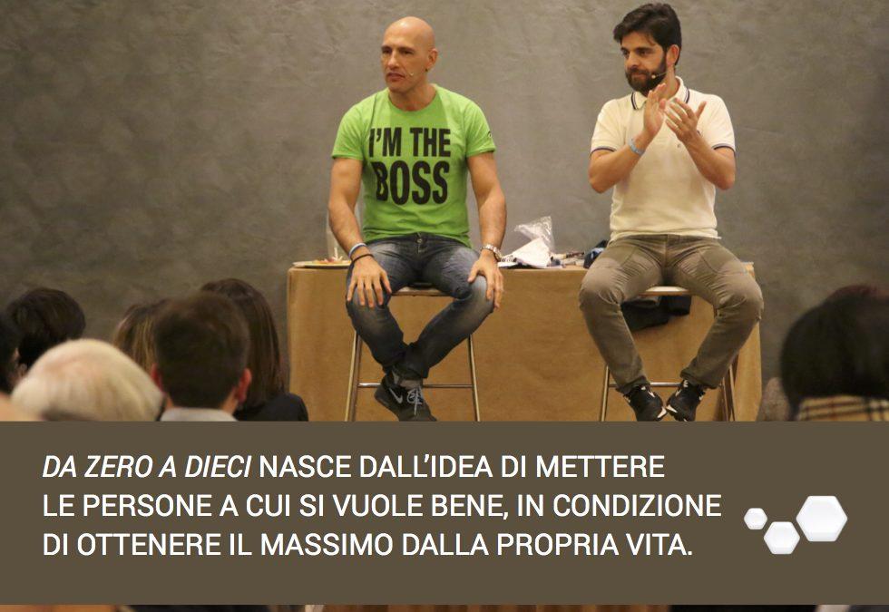 Da Zero A Dieci a Milano: le frasi più belle di Livio e Andrea.