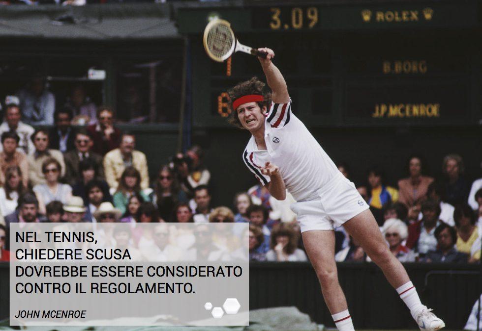 La storia di John McEnroe VS Patrick McEnroe.