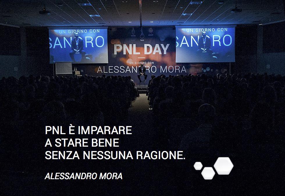 PNL DAY: una giornata alla scoperta della Programmazione Neuro Lingustica.