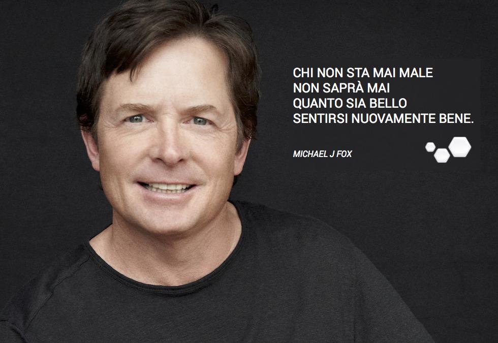 La storia di Michael J Fox.