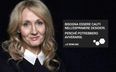 La storia di J.K Rowling