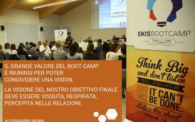 Boot Camp 2017: Formarsi e Crescere Insieme.