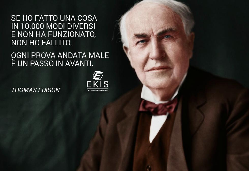 La Storia di Thomas Edison.