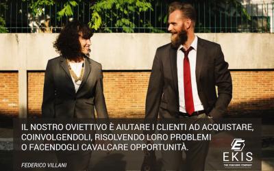 Vendere per offrire opportunità e risolvere problemi.