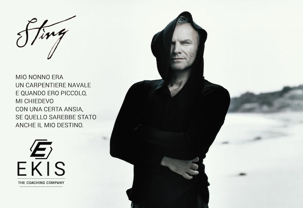 La Storia di Sting
