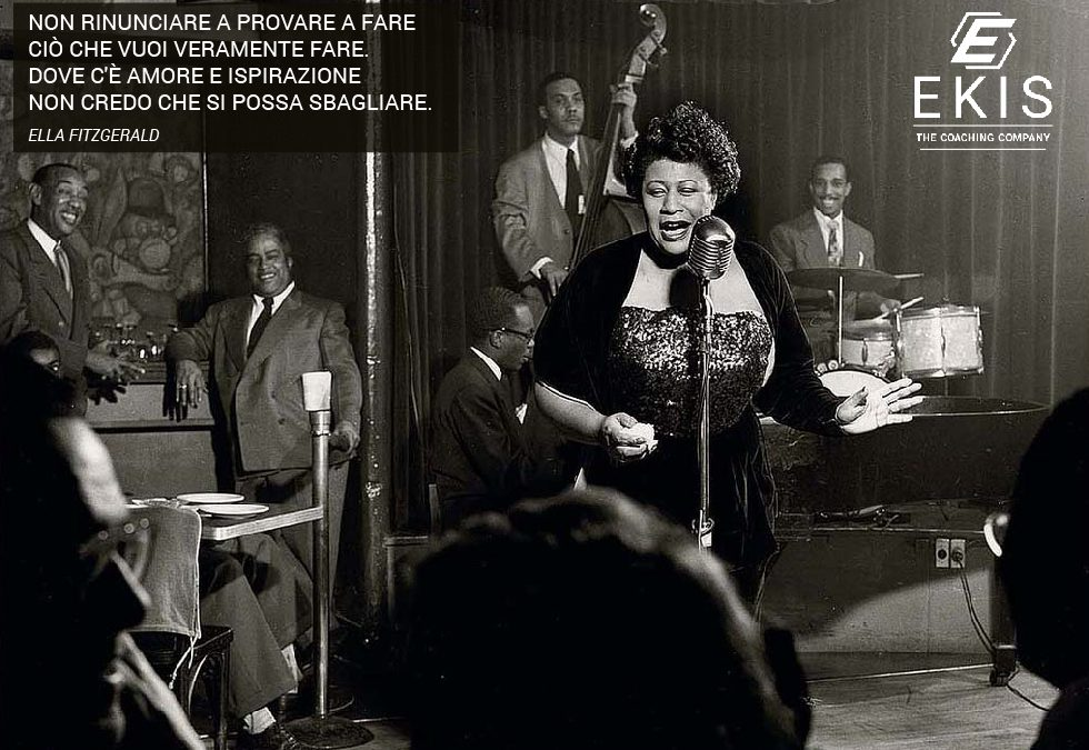 La Storia di Ella Fitzgerald.
