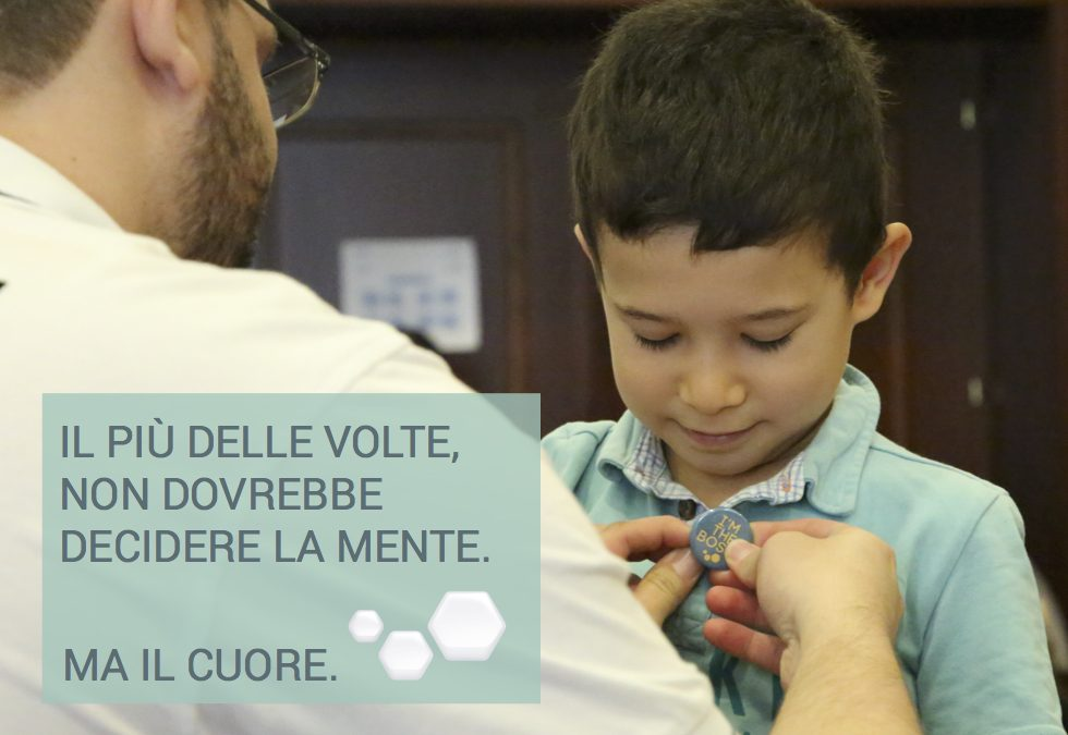 Da Zero A Dieci a Reggio Emilia: le frasi più belle di Livio e Andrea.