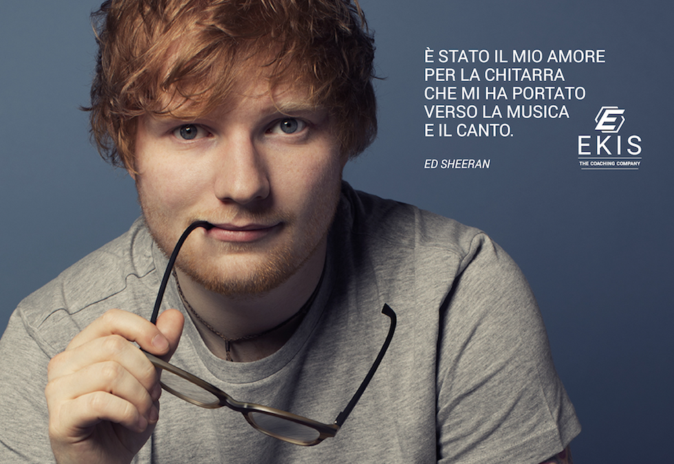 La Storia di Ed Sheeran